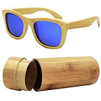 9fe9461f81 ▷ Gafas de sol de Bambú ⇒ MODELOS TOP VERANO 2019 | De Bambú