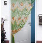 cortina de bambu