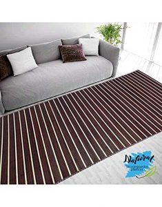 Alfombra bambu 180x250