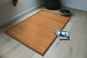 alfombra 160x230cm de bambu