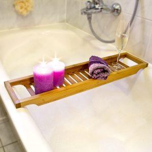 estanteria baño / bañera