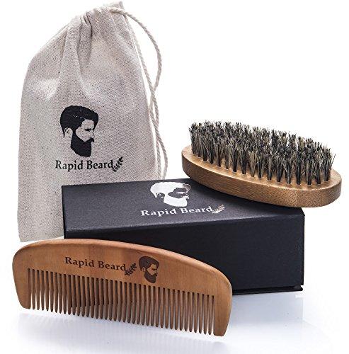 Cepillos y peines para barba