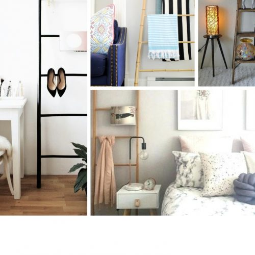Usos alternativos de las escaleras decorativas