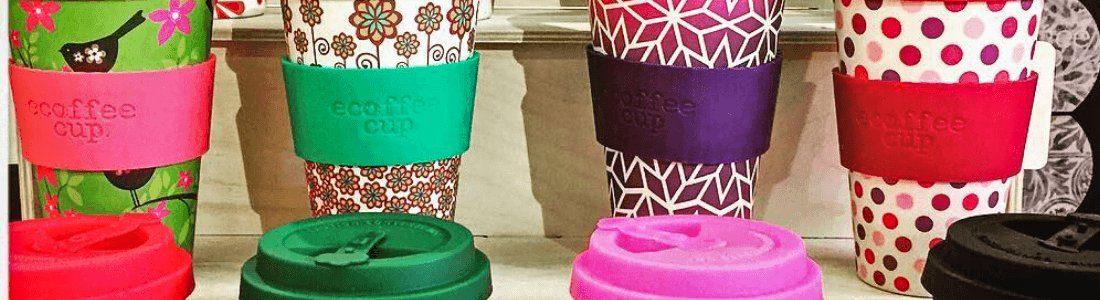 ecoffee cup taza reutilizable