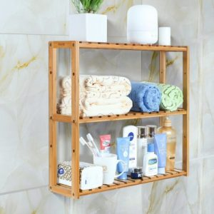 estanteria baño colgar