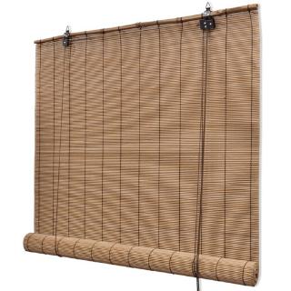 Estores de bambu